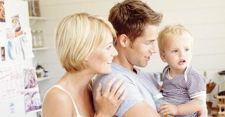 Усыновление. Взгляд мужчины