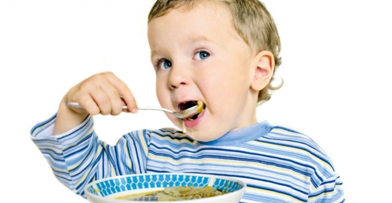 ребенок не хочет кушать