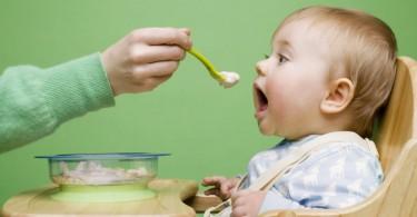 ребенок отказывается кушать